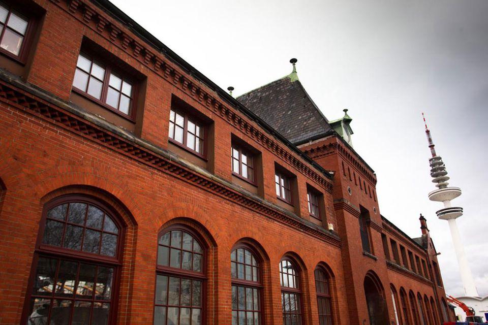 Ratsherrn Brauerei in den Hamburger Schanzenhöfen