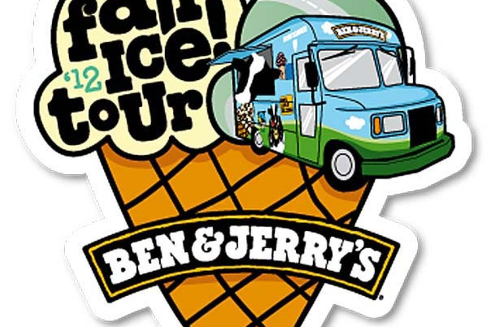 Ben & Jerry's Fair! Ice Tour