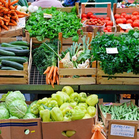 Am besten unverpacktes Gemüse und Obst kaufen