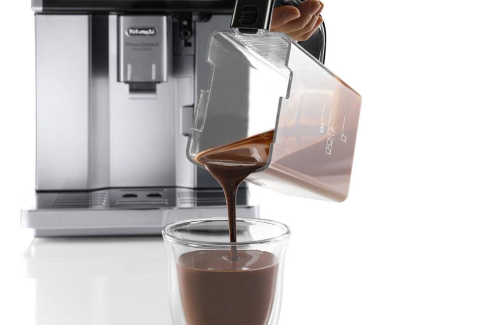 PrimaDonna mit Trinkschokoladen-Funktion