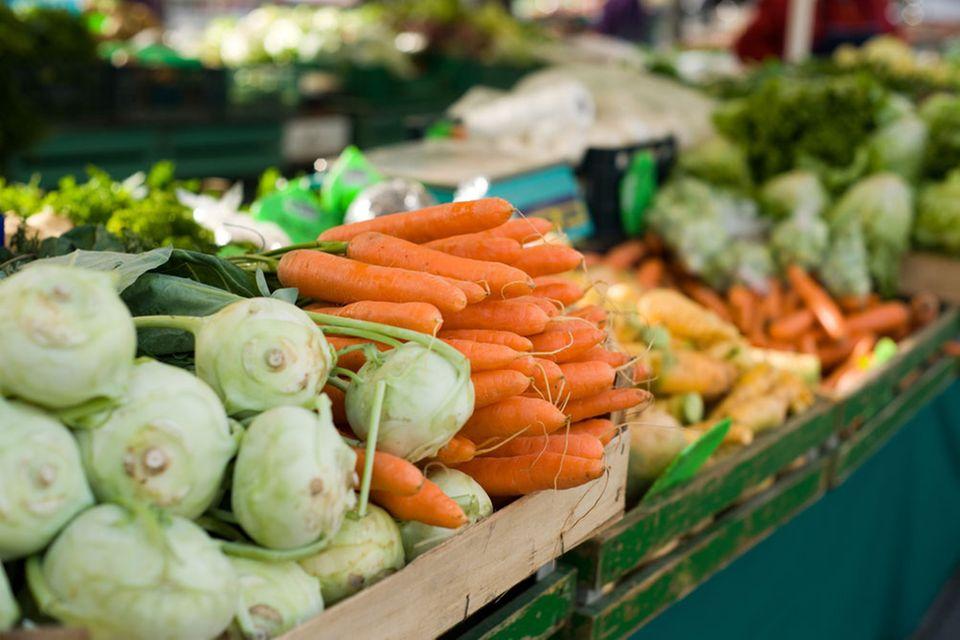 Frisch und regional: Lebensmittel aus der eigenen Food-Coop