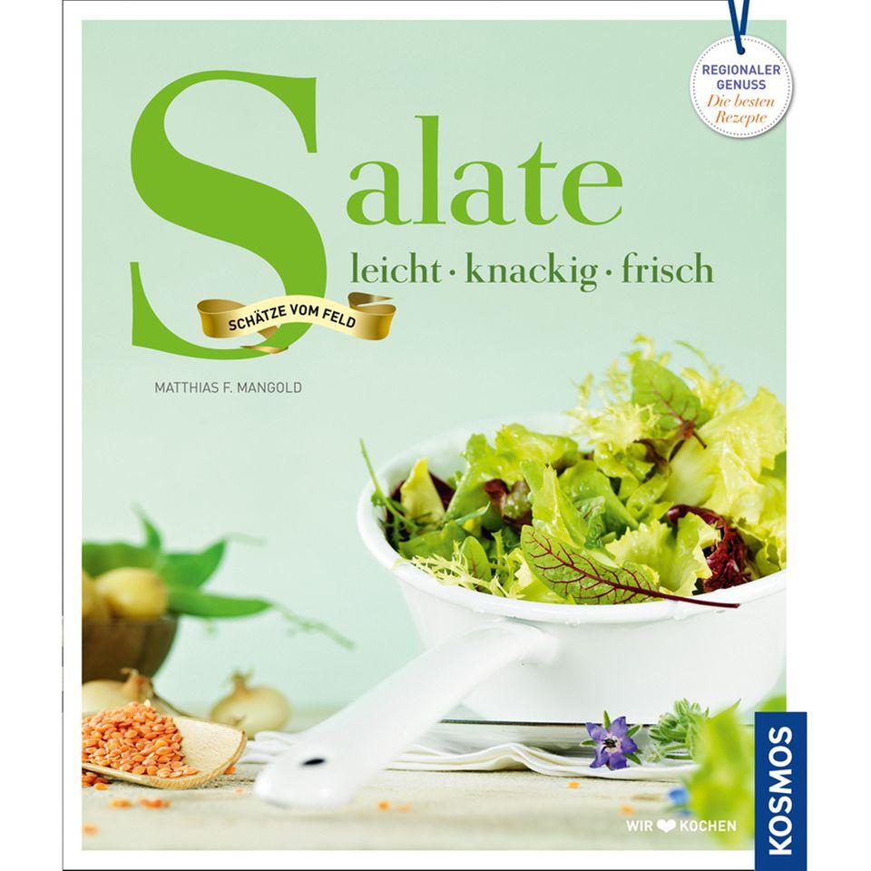 Matthias F. Mangold: Salate