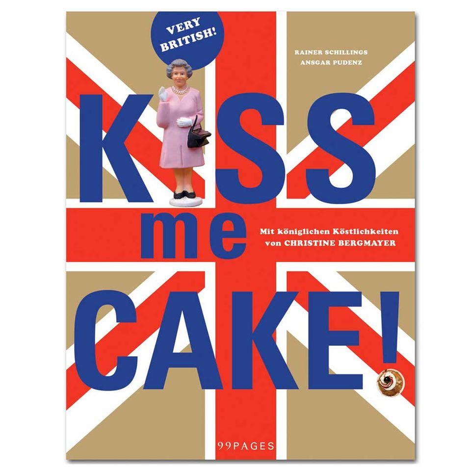 Britische Kuchen und Snacks rund um die Uhr: Kiss me Cake!