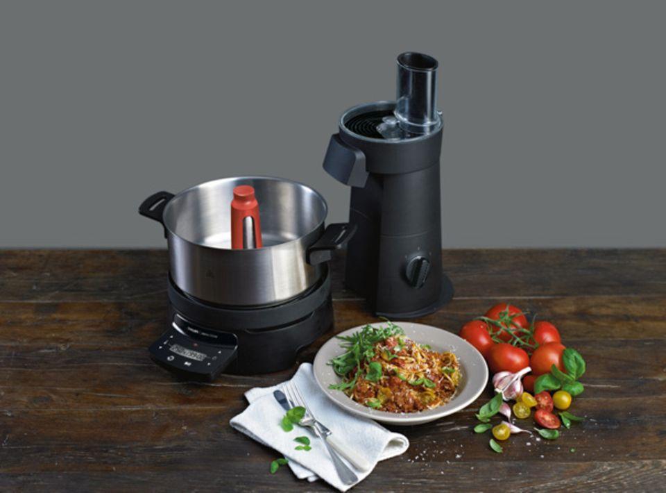 Schneiden, kochen, rühren: HomeCooker von Philips
