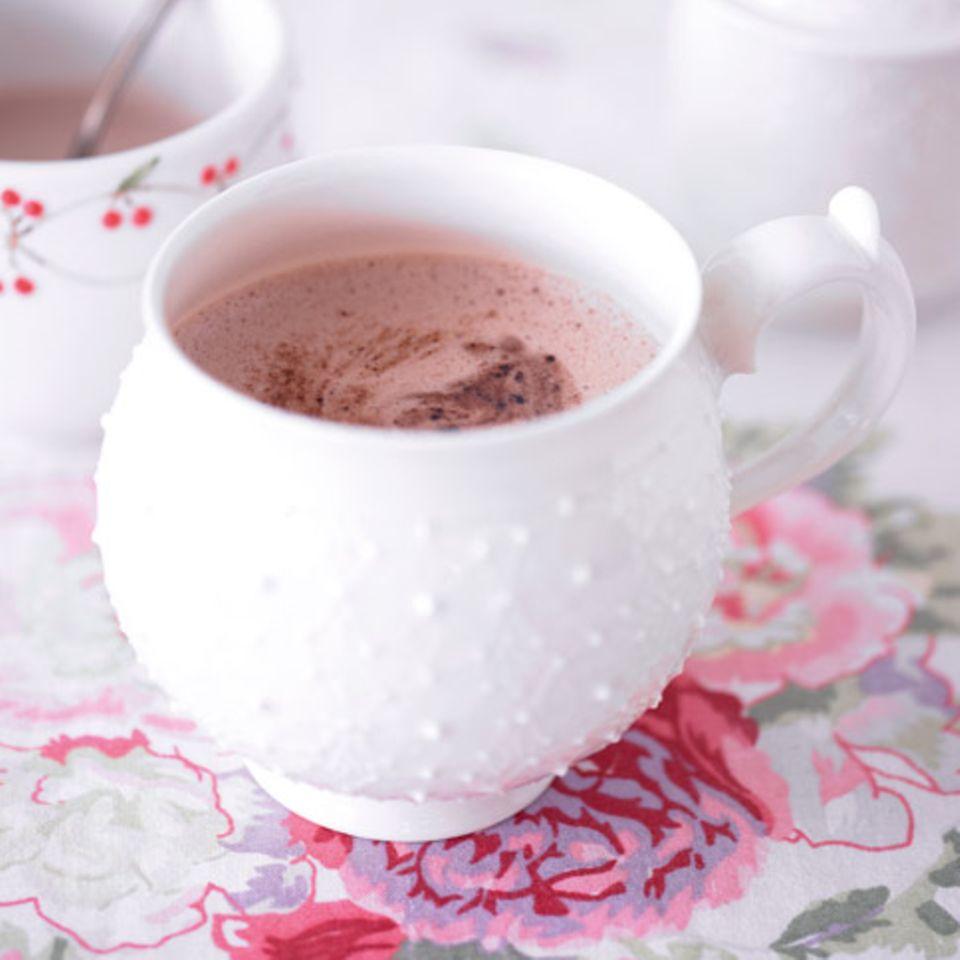 Rezepte: Heiße Schokolade
