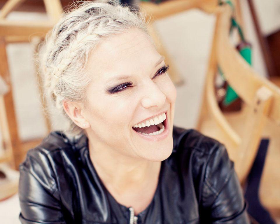 Entertainerin mit Vorliebe für Kaffee: Ina Müller