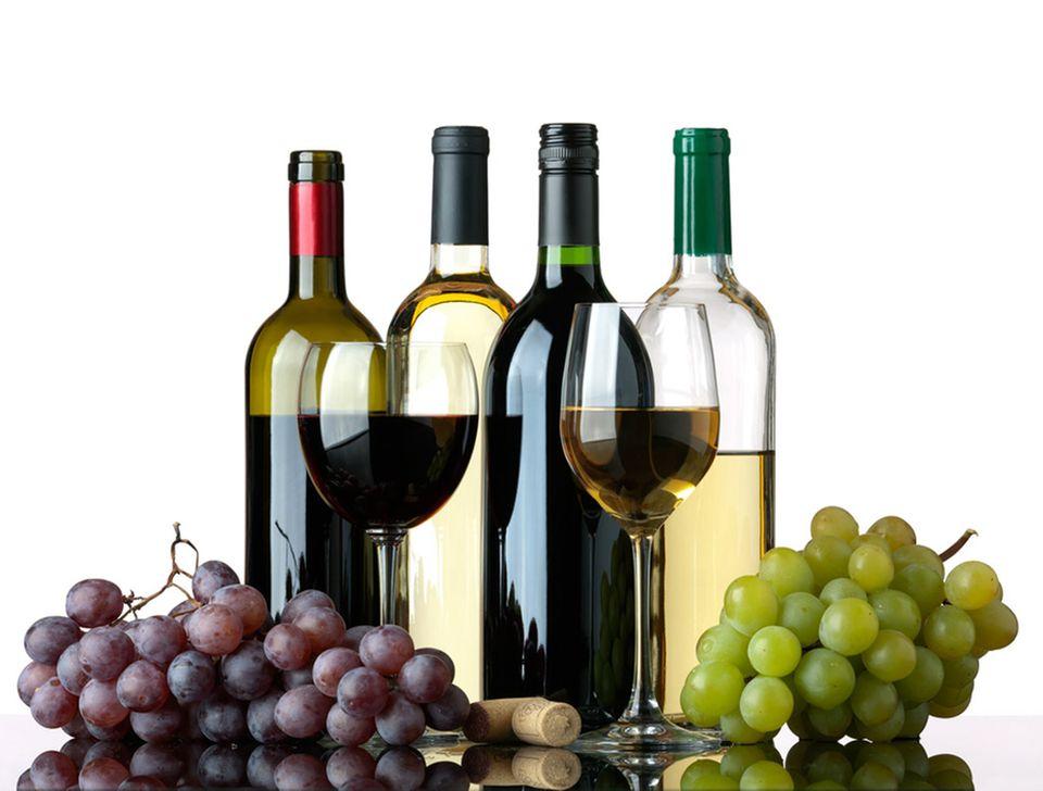 Der richtige Wein zum Gericht macht den Genuss perfekt!