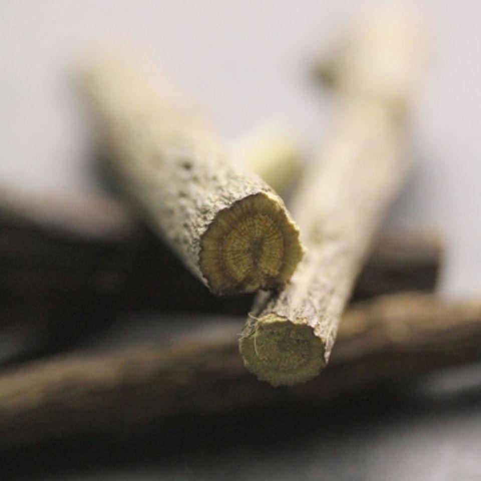 Süßholzwurzeln