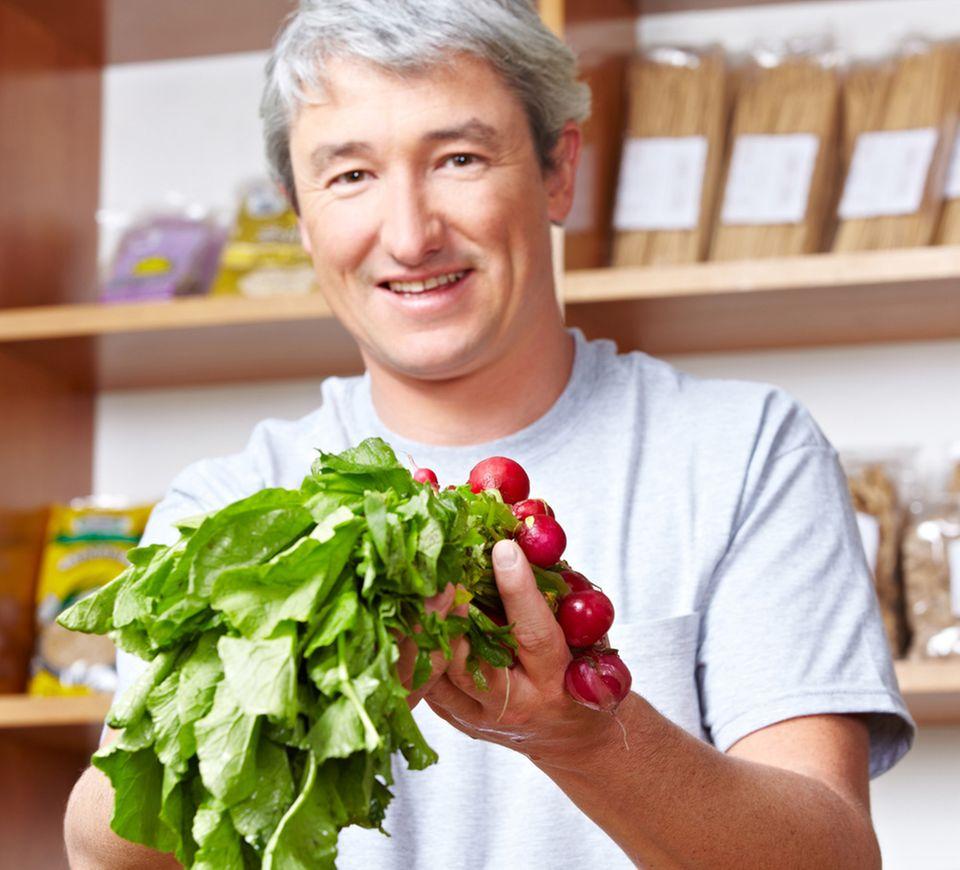 Gemüse und regionales Einkaufen sind 2013 angesagt