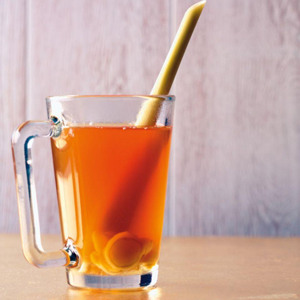 Wärmender Tee