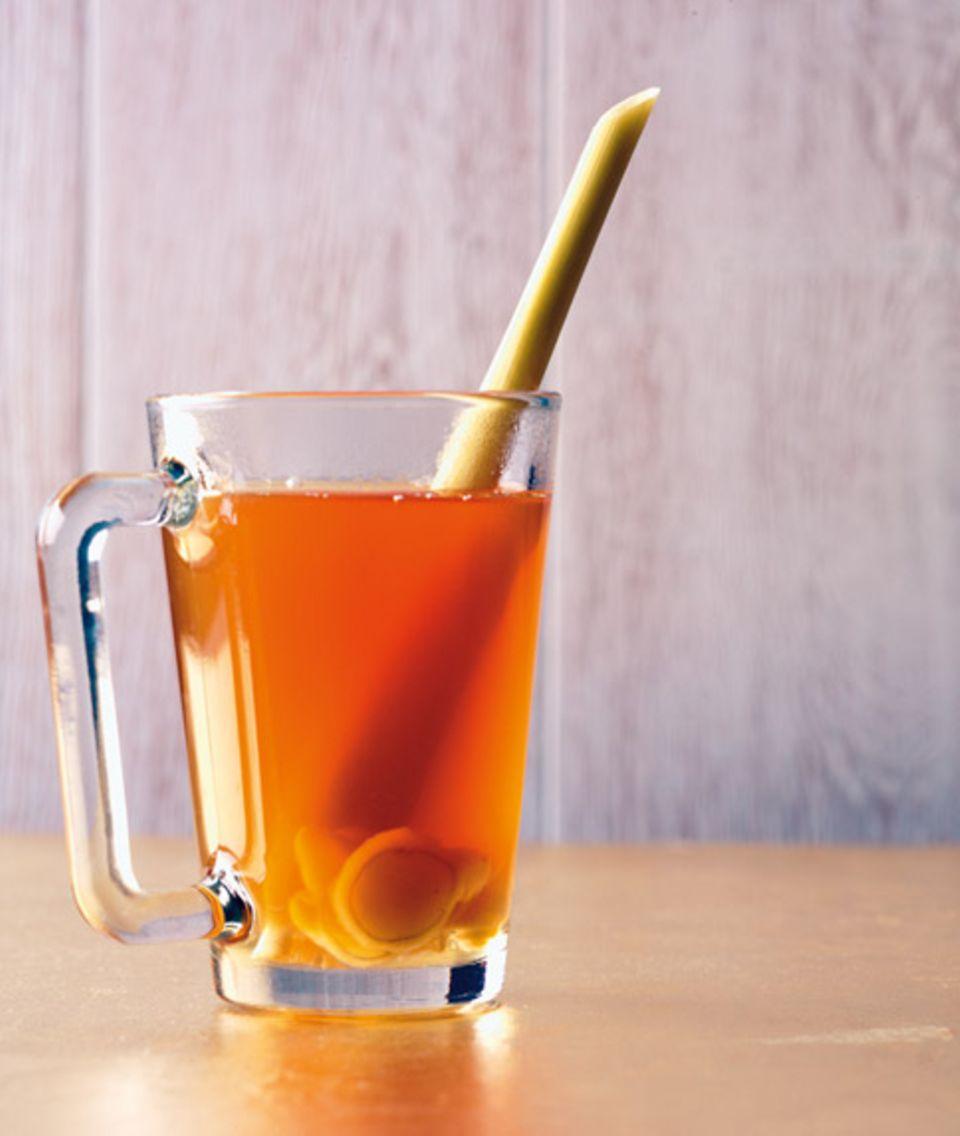 Genauso vielseitig wie gesund: Tee