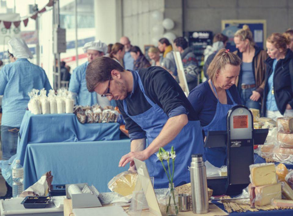 Manufakturen und Köstlichkeiten aus Hamburg: treib.gut