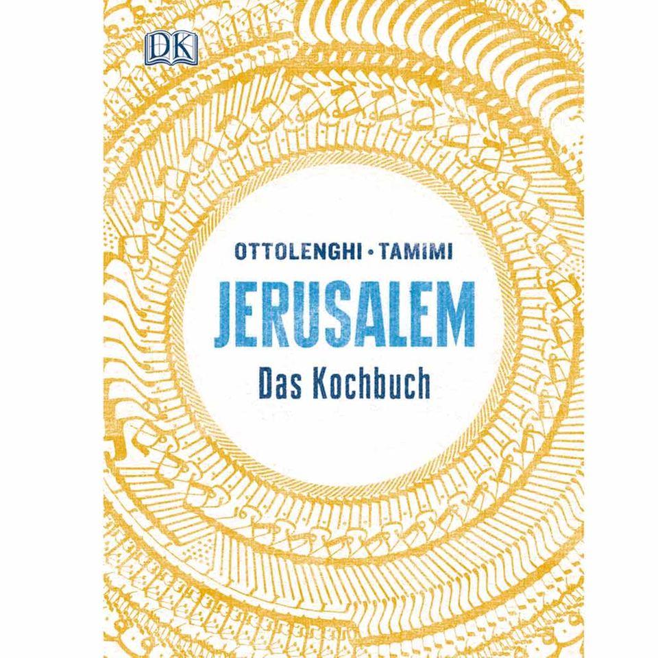 Kulinarische Melange : Jerusalem - Das Kochbuch