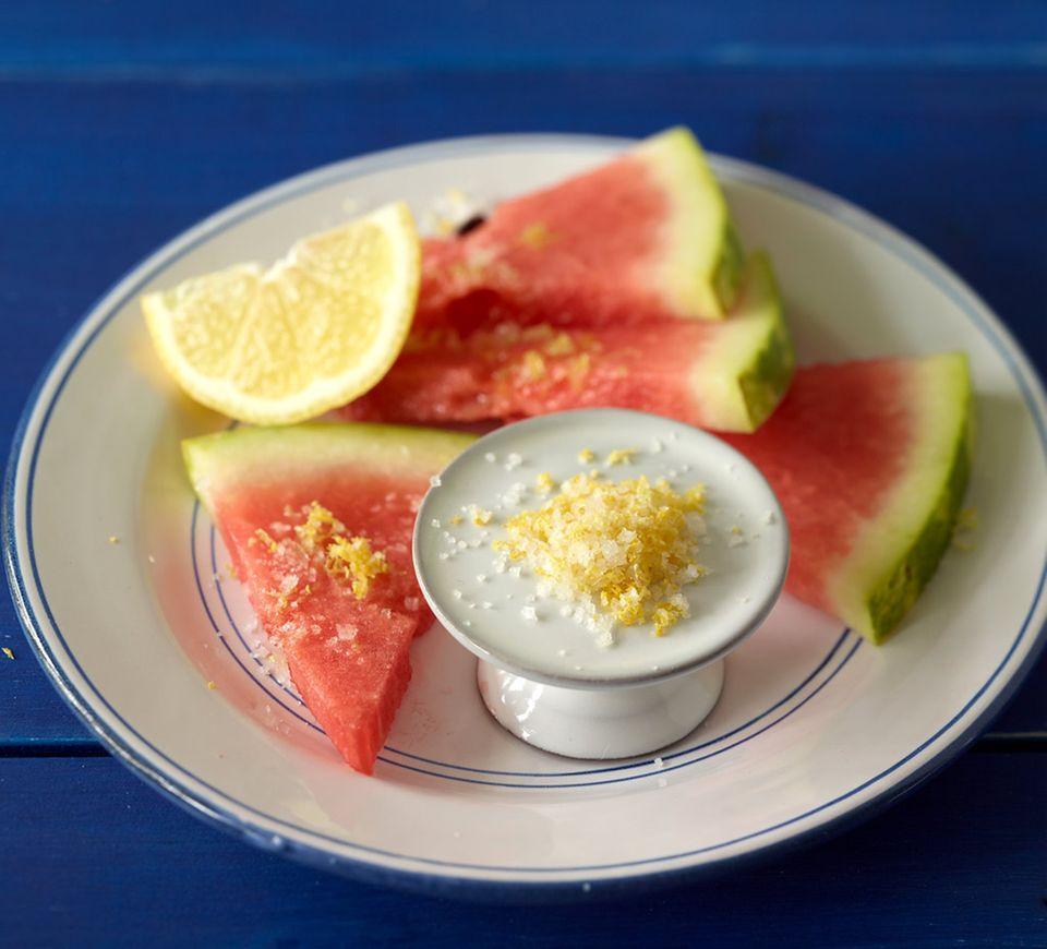 Außen rund, innen gesund: Wassermelone erfrischt und punktet mit gesunden Inhaltsstoffen