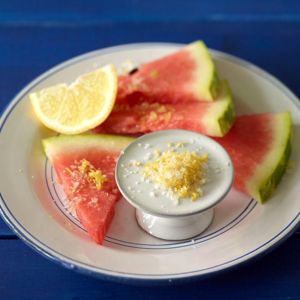 Sommer: Griechisches Menü