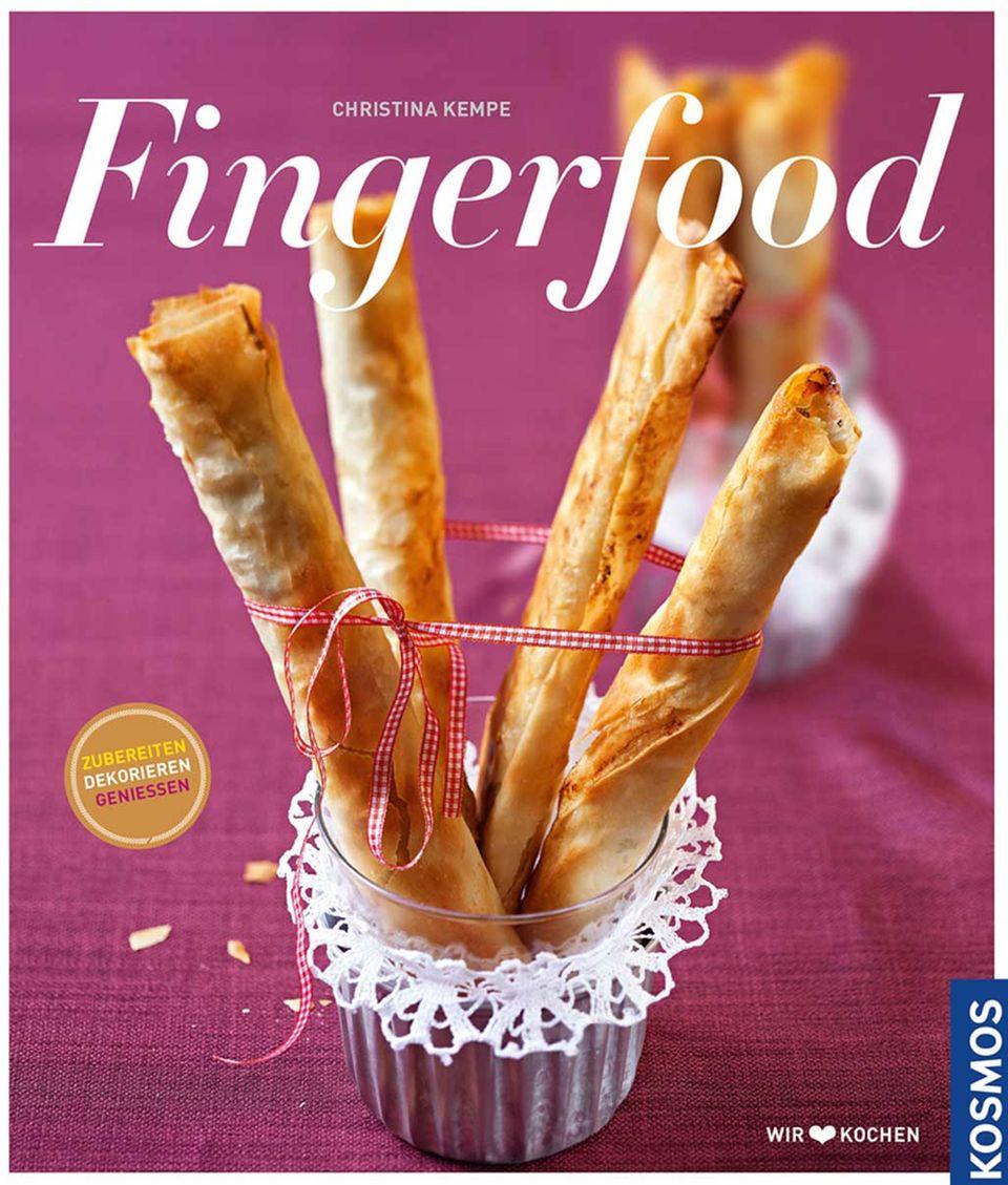 Fingerfood: ein Kochbuch mit Rezepten für feine Köstlichkeiten
