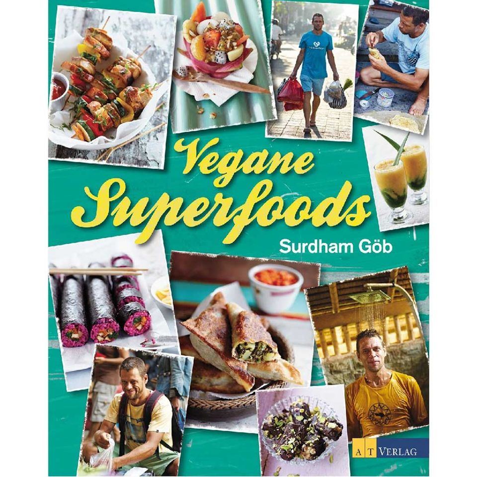 Köstliche vegane Rezeptideen von Surdham Göb
