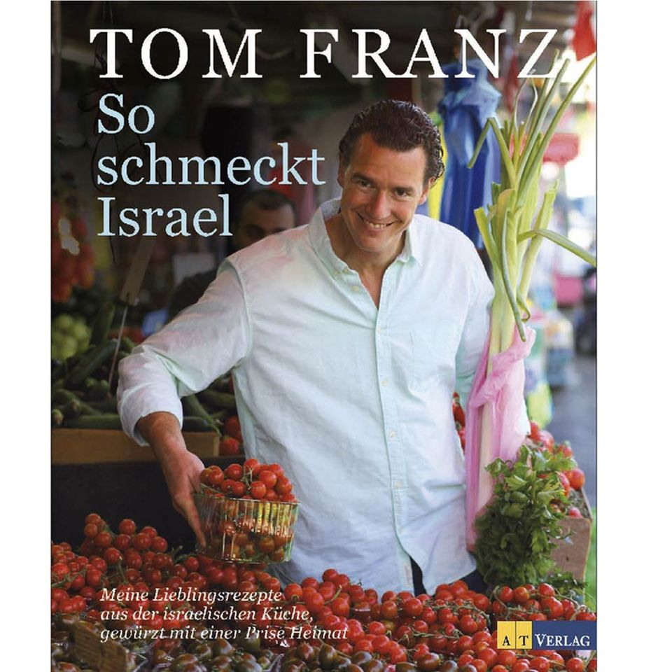 Tom Franz: deutsch-israelische Küche