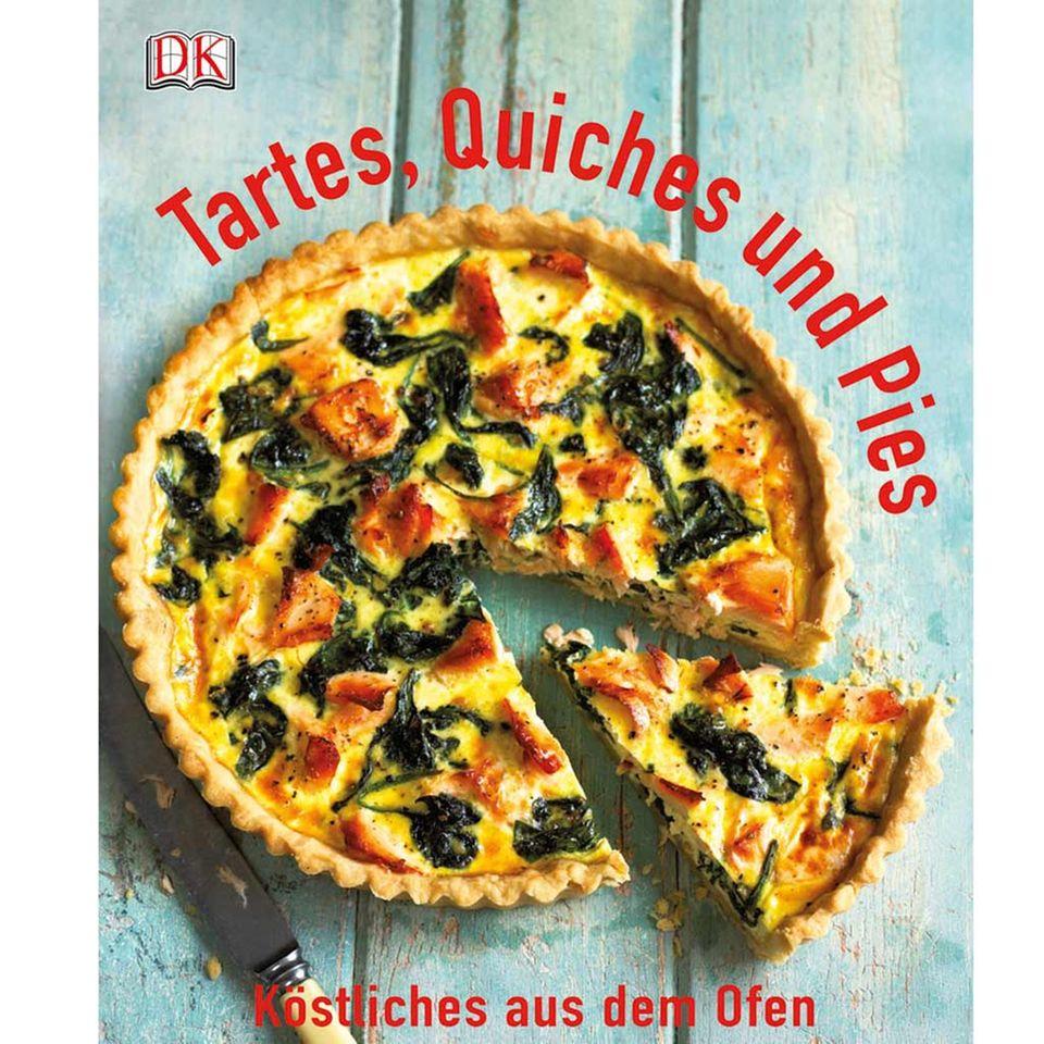 """Herzhafte und süße Rezepte: """"Tartes, Quiches und Pies"""""""