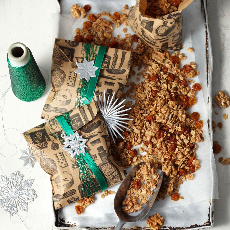 Geschenke aus der Küche: tolle Rezepte