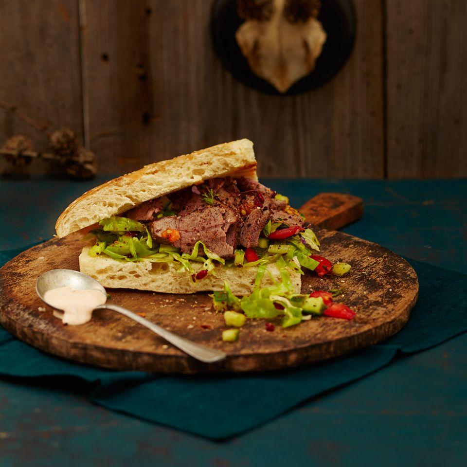Wald & Wiese: Rezepte mit Wildfleisch