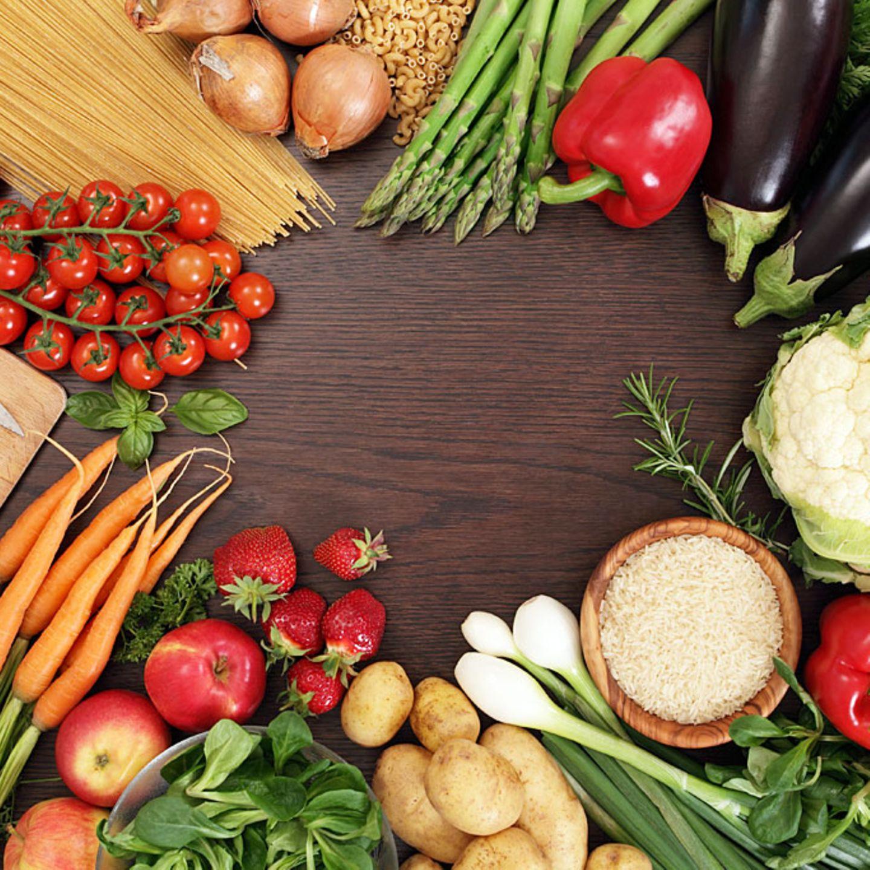 So macht Abnehmen Spaß: mit viel frischem Obst und Gemüse