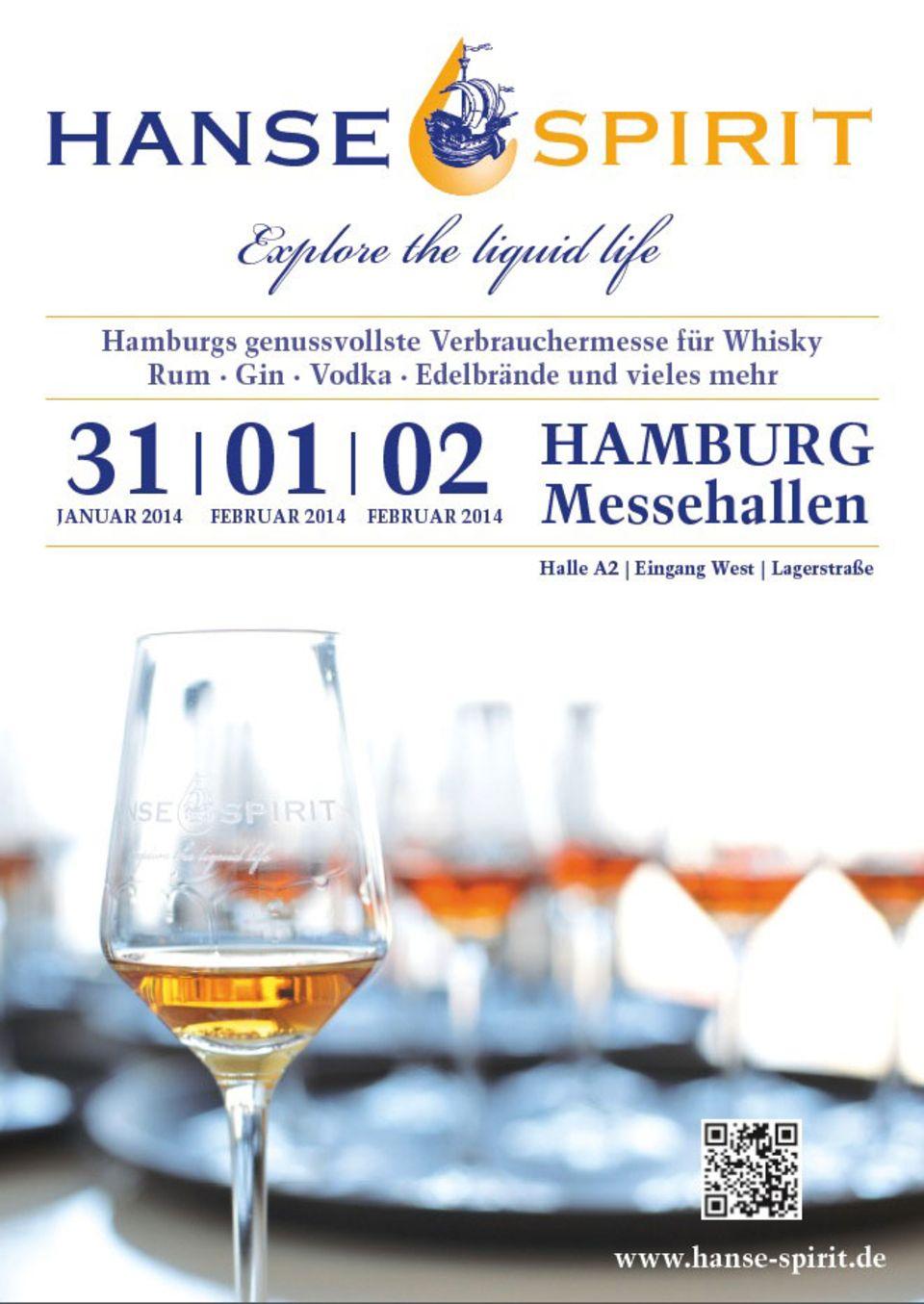 Barkultur in Hamburg: Hanse Spirit 2014