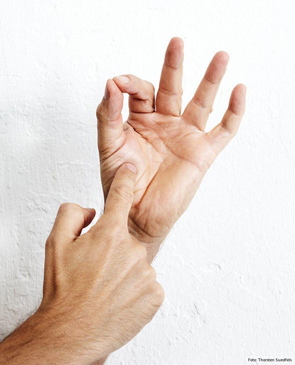 Der Fingertrick - Rare