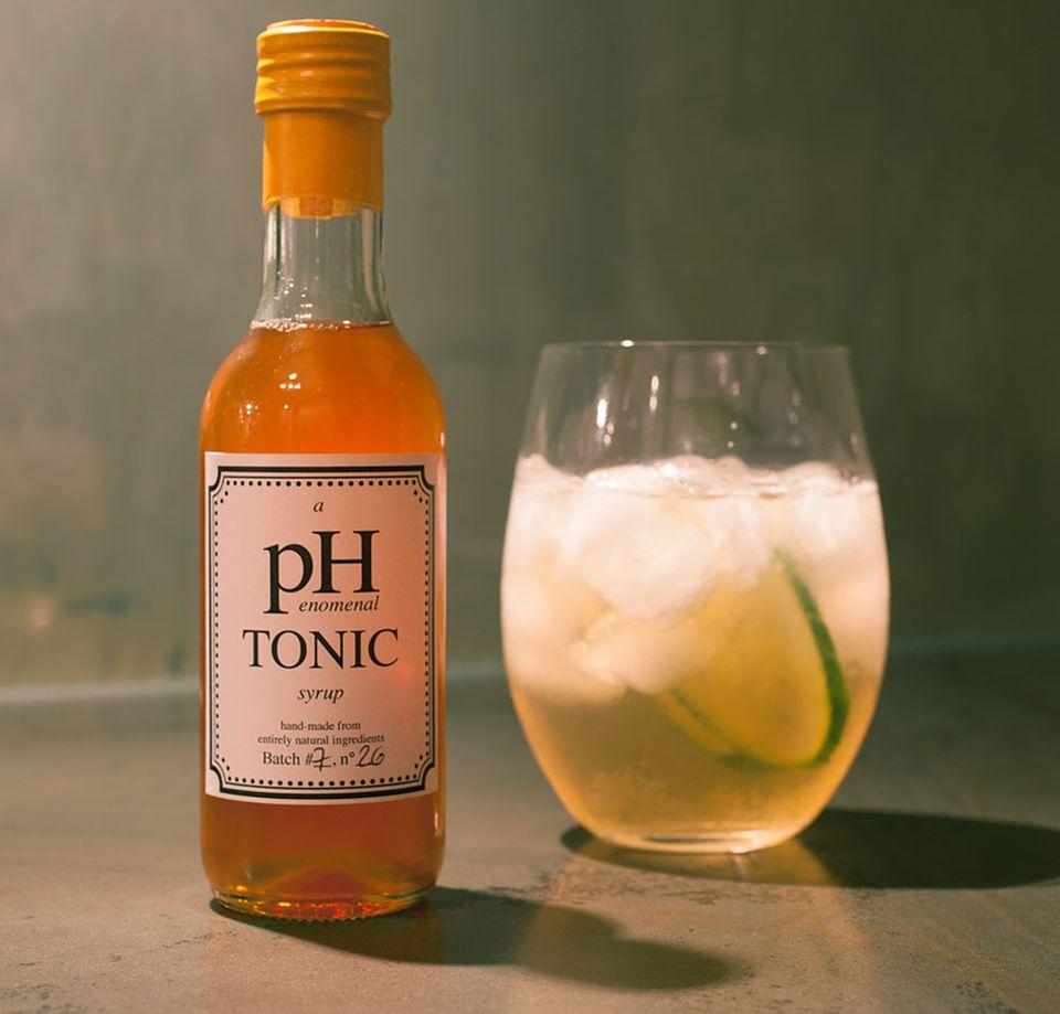 """Für den besonderen """"G&T"""": a pHenomenal Tonic"""