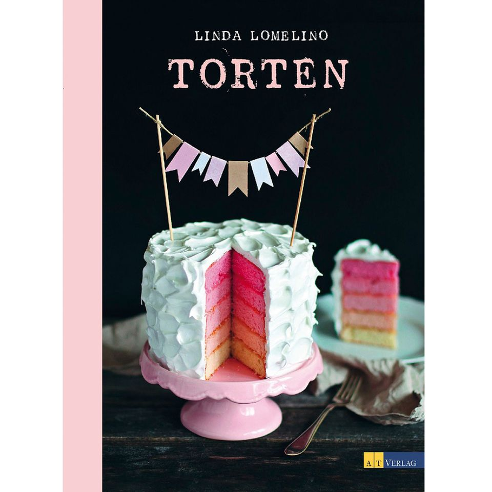 Süße Kunstwerke: hübsch verzierte Torten von Linda Lomelino