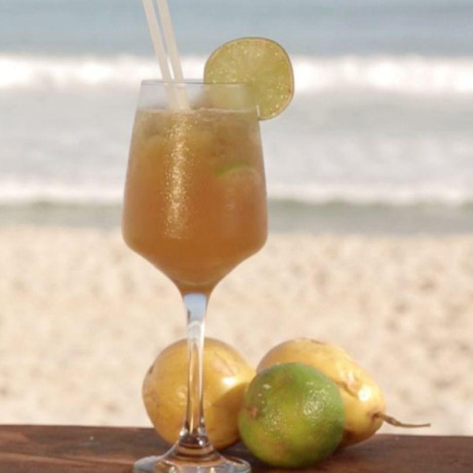 Schnell selbst gemixt: Ipanema Cocktail