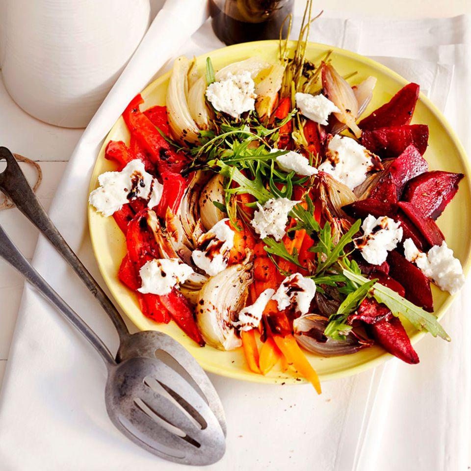 Neue Sommer-Salate & beliebte Dressings