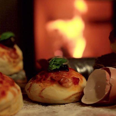 Pizzette von Luisa Giannitti