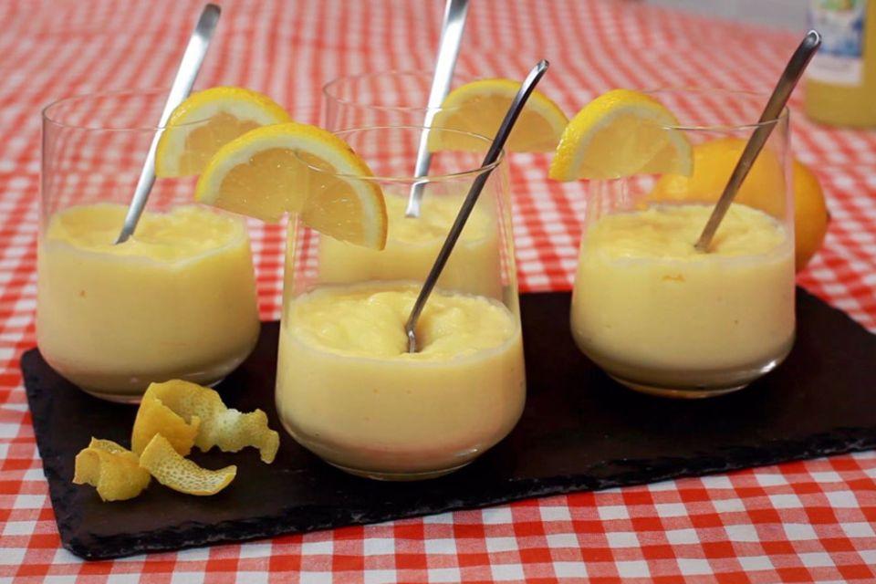 Crema Pasticcera Al Limoncello von Luisa Giannitti