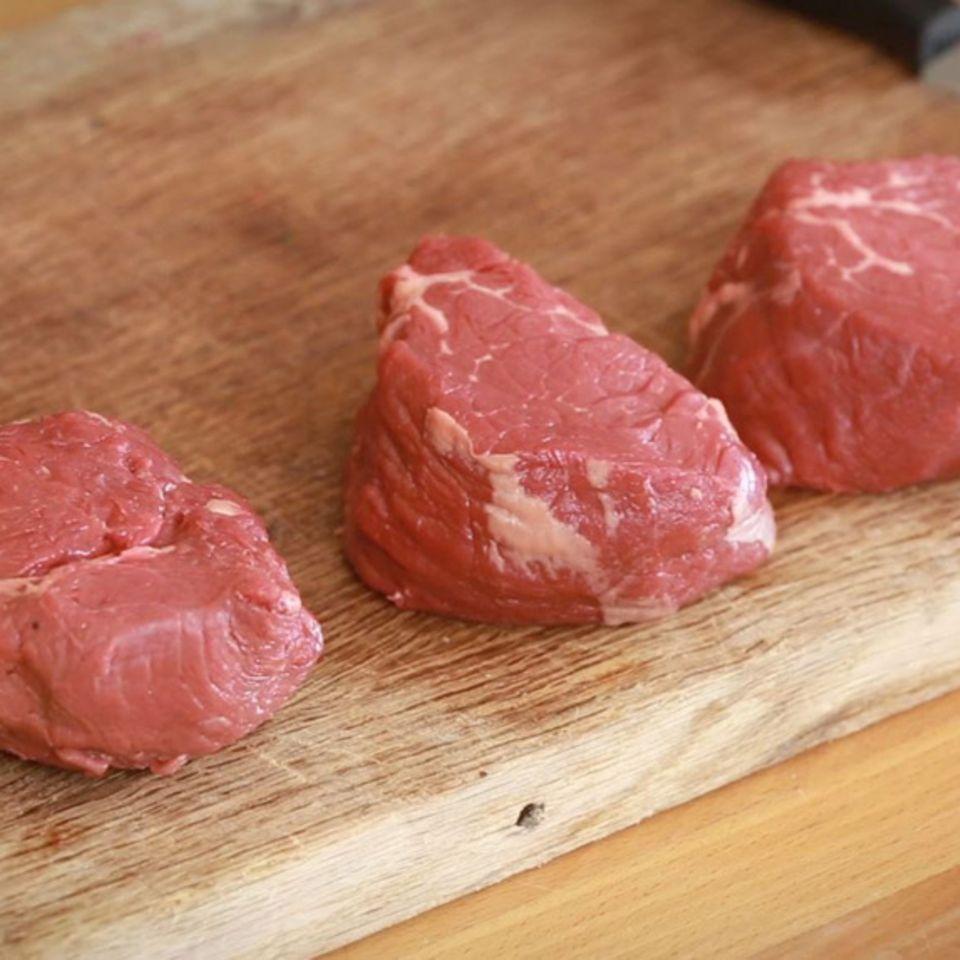 Den richtigen Garpunkt finden: perfekte Steaks von Fabio Haebel