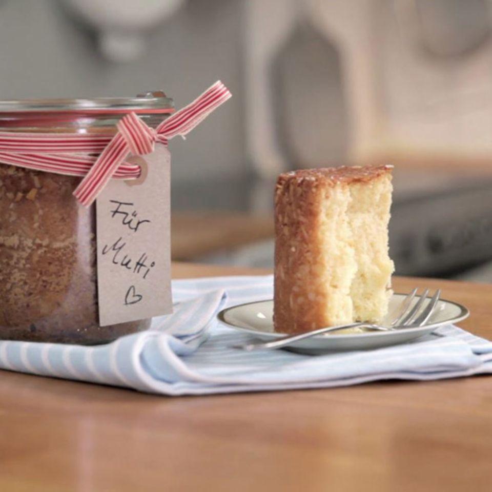 Kuchen im Glas von Rike Dittloff
