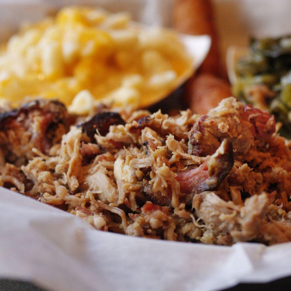 Unschlagbar zart: Pulled Pork
