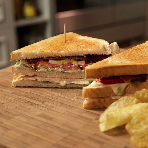 New York Club Sandwich von Anna Walz
