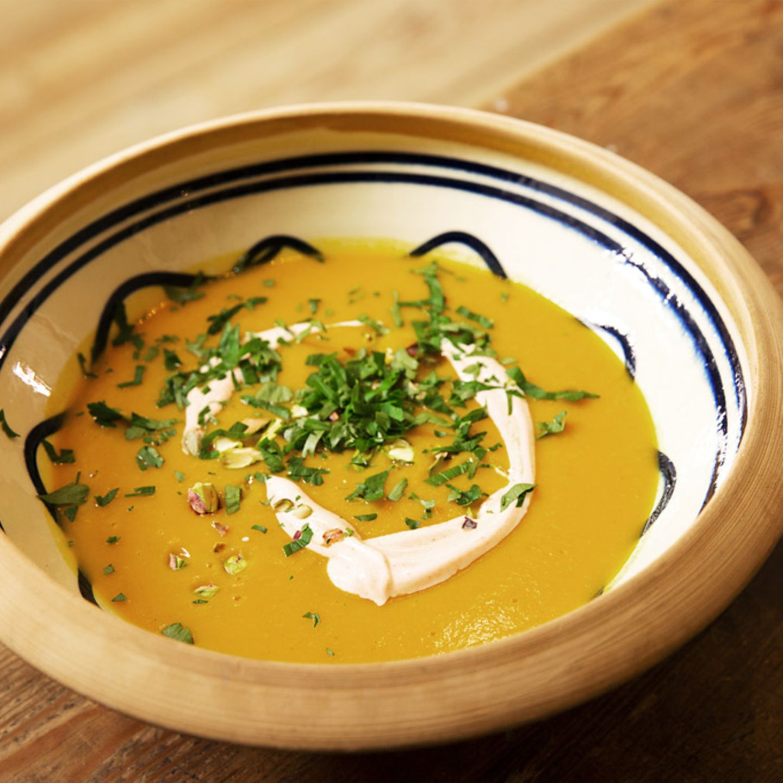 Curry-Linsensuppe von Anne Lucas