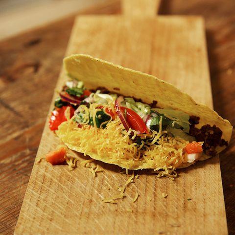 Hackfleisch-Tacos von Anna Walz