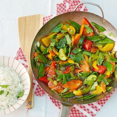 Junges Gemüse: Rezepte mit Frühlingszwiebeln