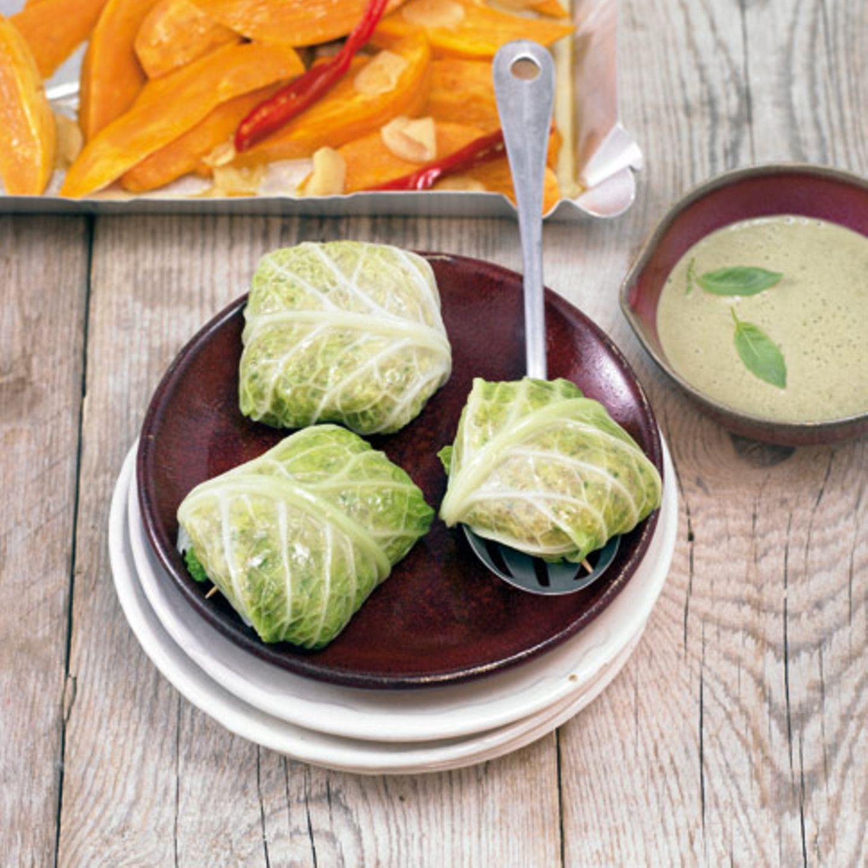 Vegetarische Rezepte mit Wirsing