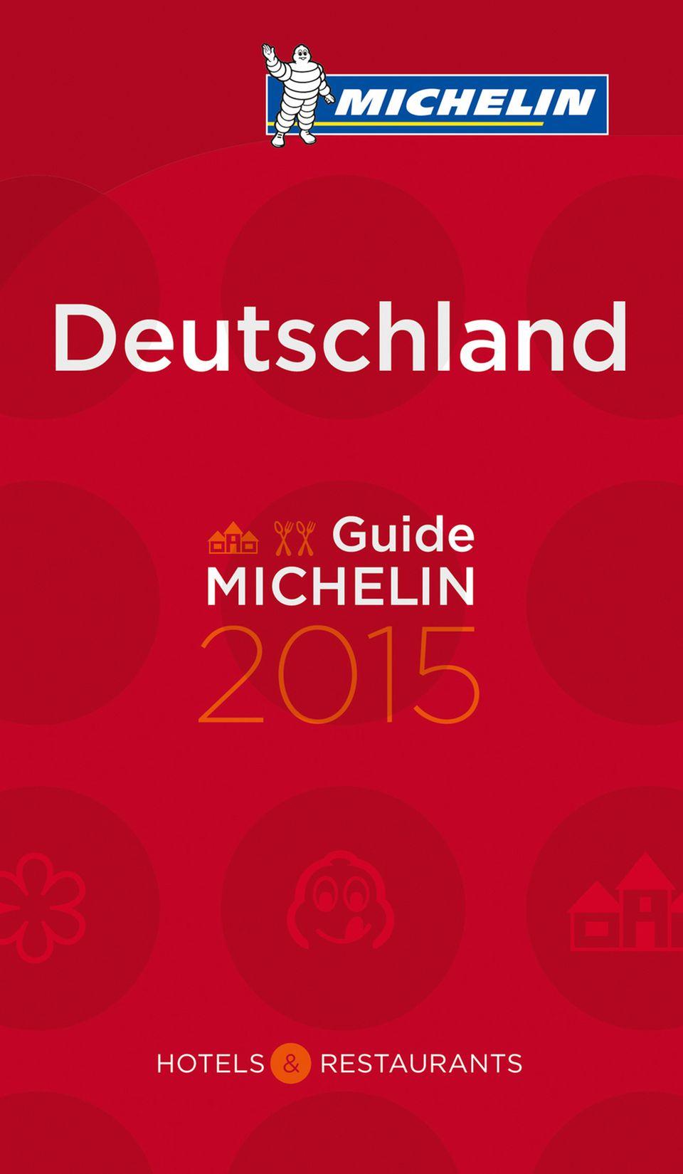 Guide Michelin Deutschland 2015