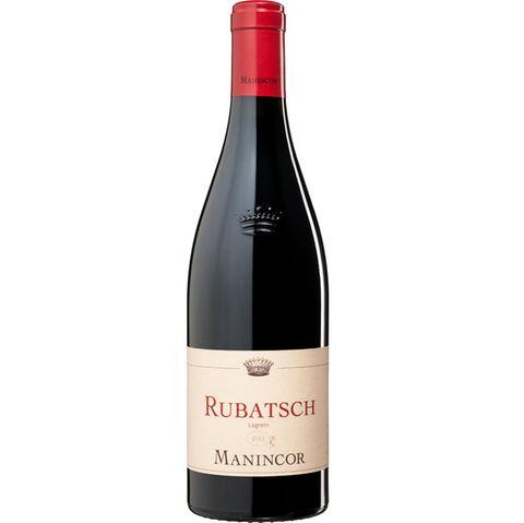 Komplex in der Nase, weich im Mund: Rubatsch vom Weingut Manincor