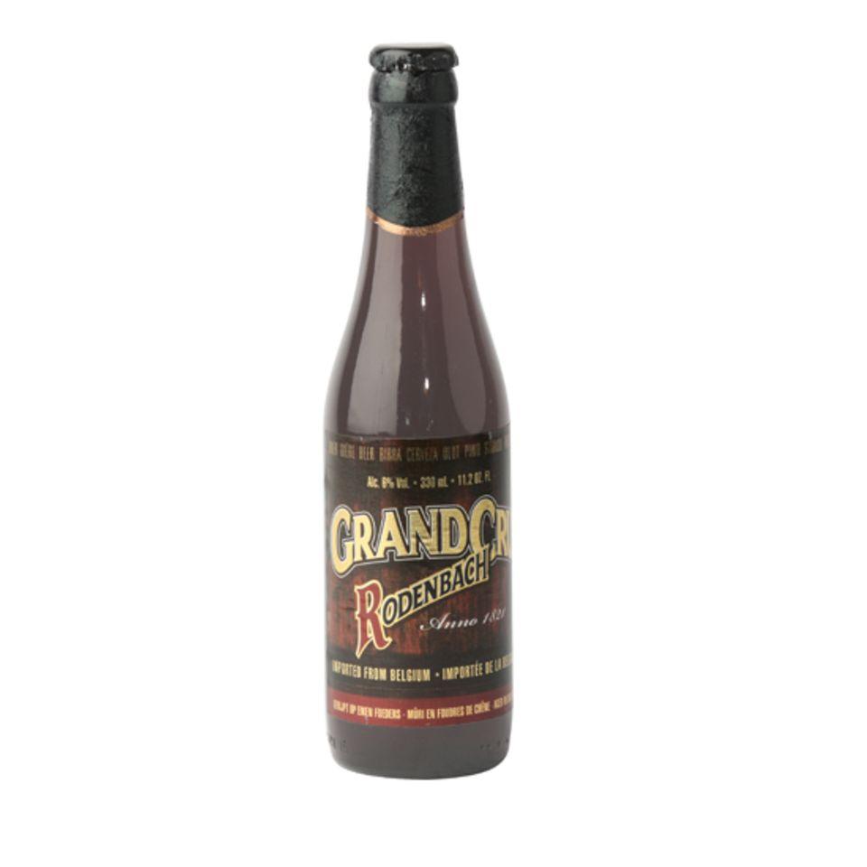 Erinnert an Rotwein: Rodenbach Grand Cru
