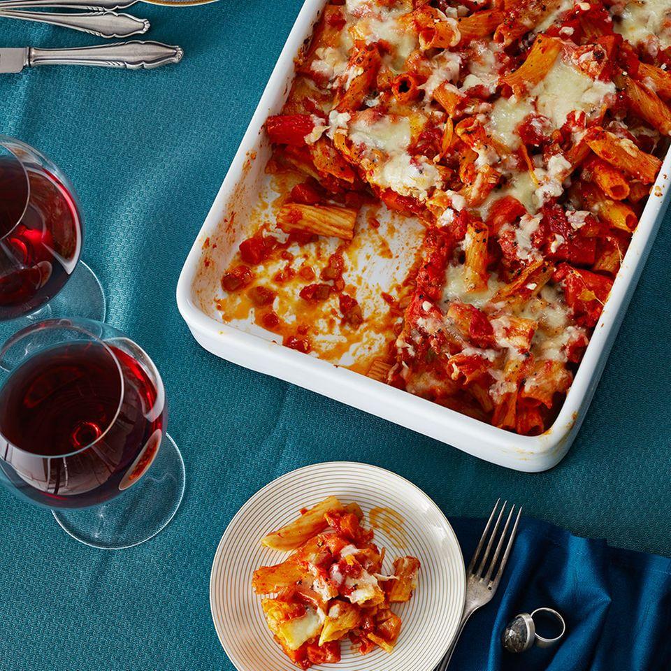 Rezepte fürs Pasta-Fest