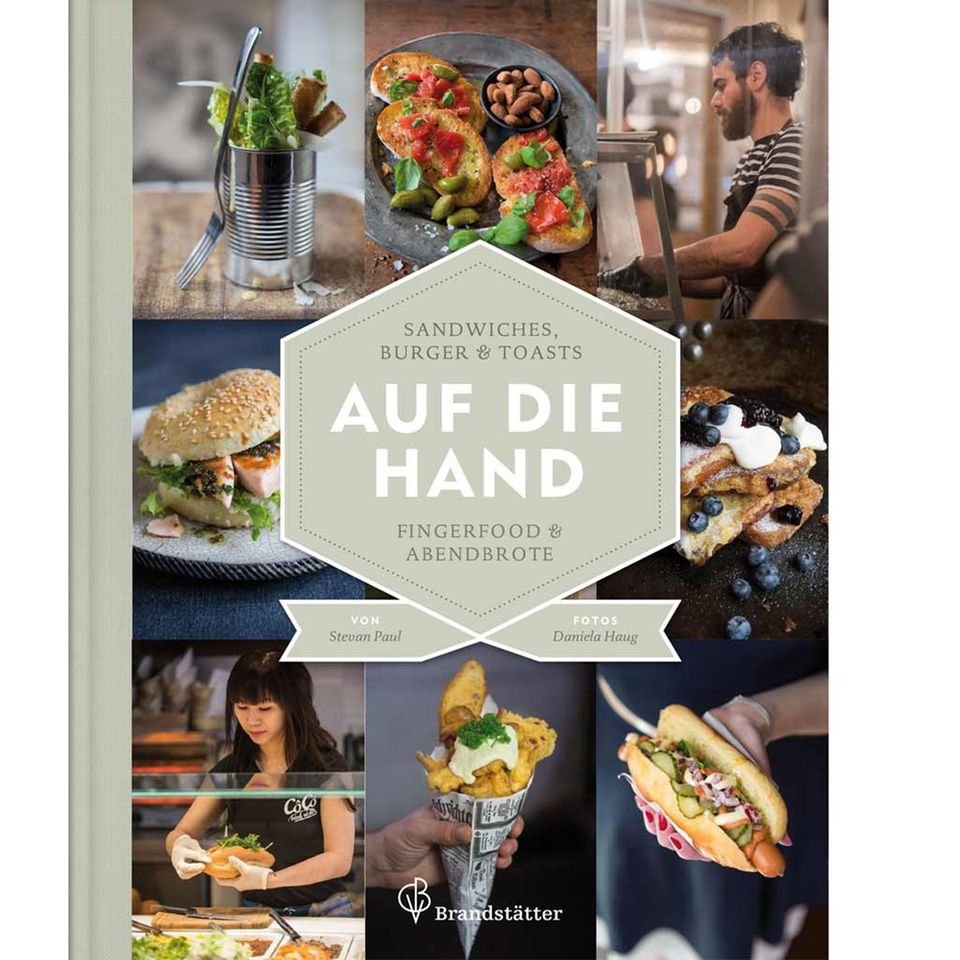 Die neuesten Kochbuch-Tipps