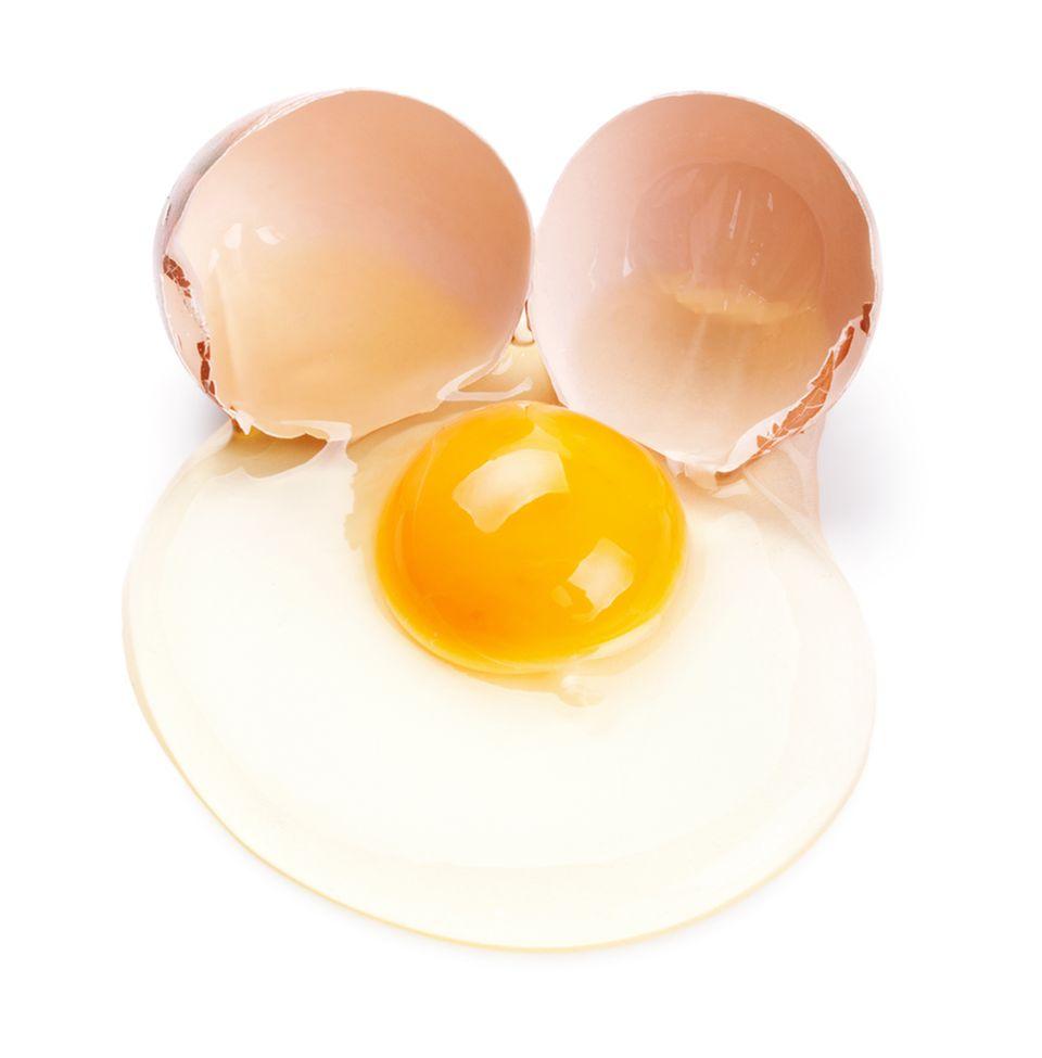 Proteine sind nicht nur in Eiern enthalten