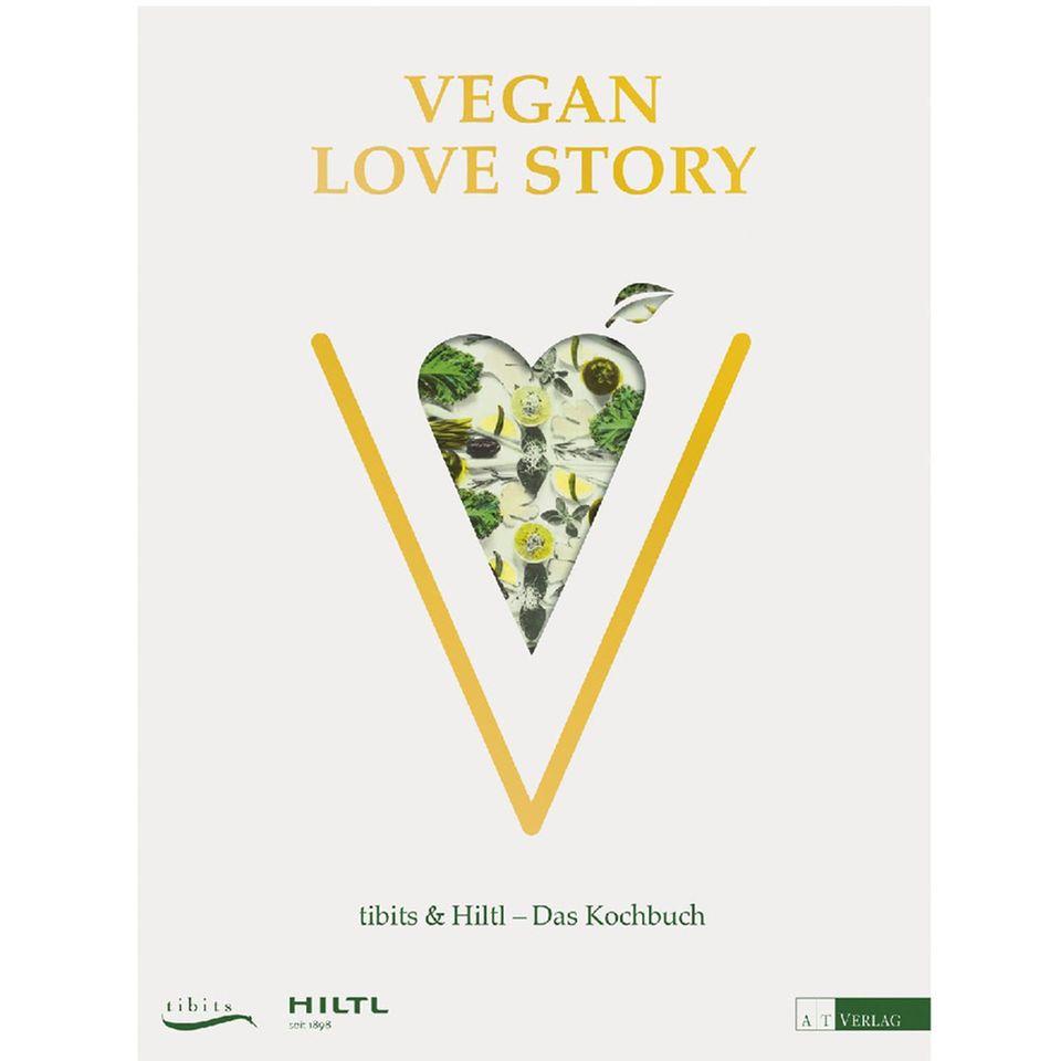 Vegan Love Story: tibits & Hiltl - Das Kochbuch