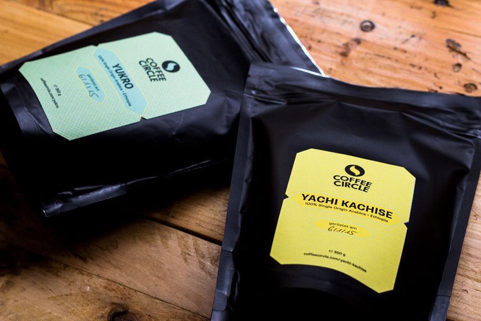 Die neuen Kaffeesorten: Yukro und Yachi Kachise